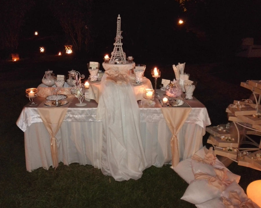 La confettata per uno sweet wedding